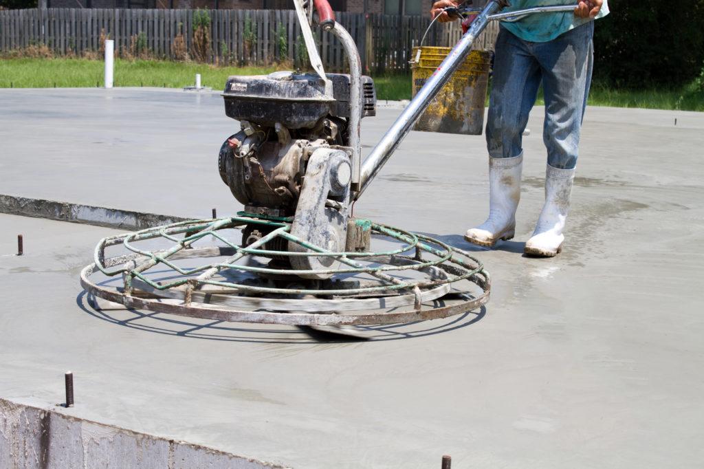 concrete contractor dallas tx